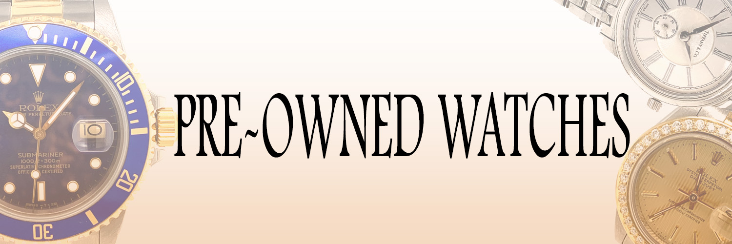 Brownlee Jewelers Pre-Owned Watches